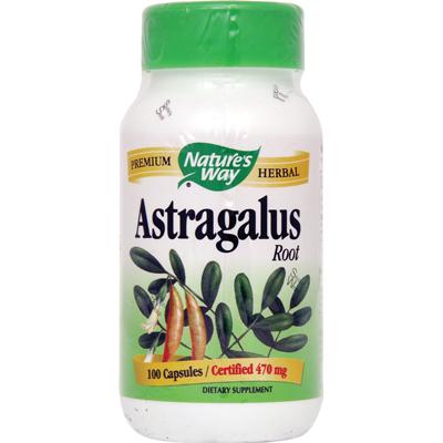 NatureS Way Astragalus Root - 470 Mg - 100 Capsules