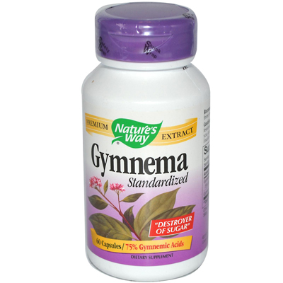 NatureS Way Gymnema Standardized - 60 Capsules