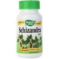NatureS Way Schizandra Fruit 100 Cap