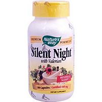NatureS Way Silent Night 100 Cap