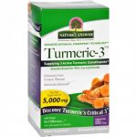 Natures Answer 1620210 Turmeric 3 - 90 Vegetarian Capsules