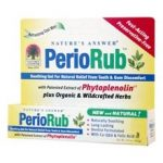 Natures Answer 81924 Periorub Topical Rub