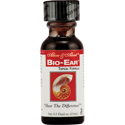 Natures Answer Alive and Alert Bio-Ear - 0.5 fl oz