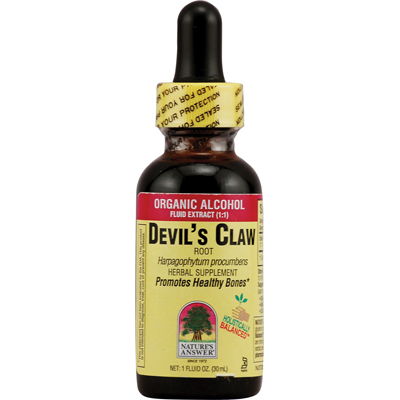 Natures Answer Devils Claw Root - 1 fl oz