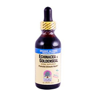 Natures Answer Echinacea and Goldenseal - 2 fl oz