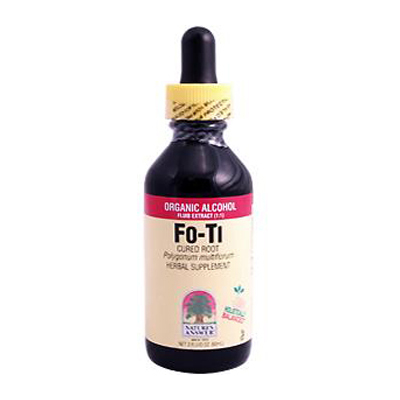 Natures Answer Fo-Ti Cured Root - 2 fl oz