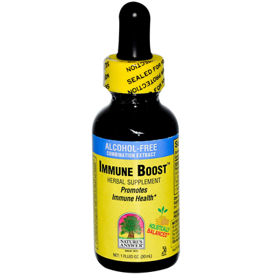 Natures Answer Immune Boost Immune Boost - 1 fl oz
