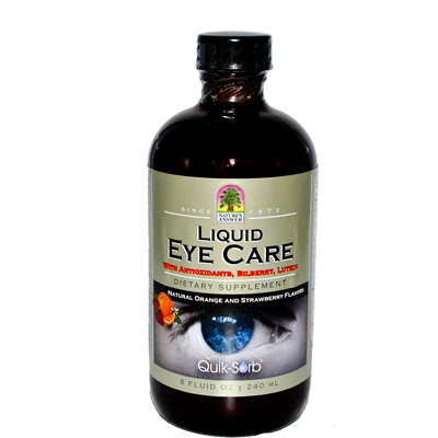 Natures Answer Liquid Eye Care - 8 fl oz