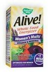Natures Way 84291 Nature S Way Alive! Womens Multi Vitamin - 60 Tab