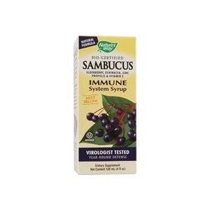 Natures Way 85492 Sambucus Immune Syrup