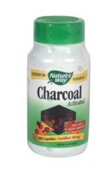 Natures Way 86152 Activated Charcoal Int C