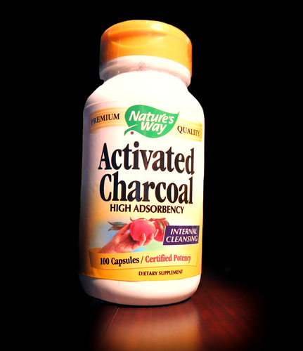 Natures Way 87721 Activated Charcoal Hi Po