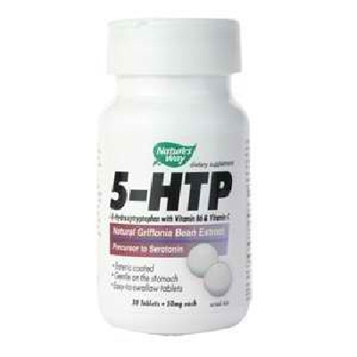 Natures Way BG16366 Natures Way 5 Htp 50Mg - 1x30TAB