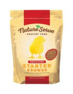 Natureserve 101110 10 lbs. Chicken Starter Medicated Feed