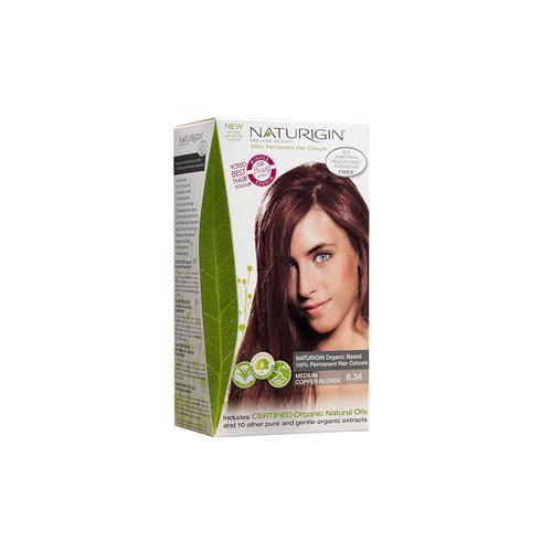 Naturigin 1578343 Medium Copper Blonde Permanent Hair Color