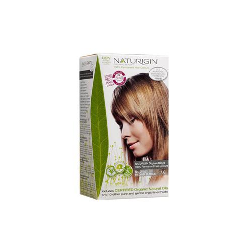 Naturigin 1578426 Natural Medium Blonde Permanent Hair Color