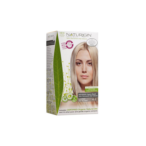 Naturigin 1578517 Lightest Ash Blonde Permanent Hair Color