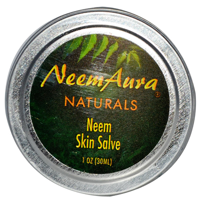 Neem Aura 0496497 Neem Skin Salve - 1 oz