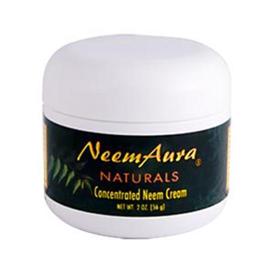 Neem Aura Body Care Neem Cream with Aloe Vera & Neem Oil 2 oz. 29060