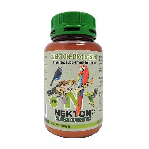 Nekton 208100 Biotic Bird Probiotic Supplement - 100 g