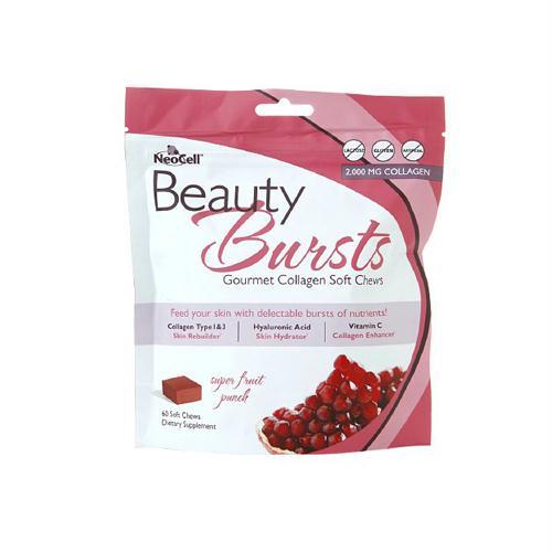 NeoCell Laboratories Beauty Burst - Fruit Punch - 60 chews - 1200815