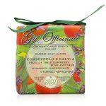 Nesti Dante 208656 Gli Officinali Soap - Fruit of The Strawberry Bush & Sage - Vitaminic & Refreshing