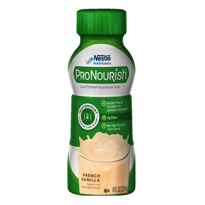 Nestle Healthcare Nutrition 8512311745 8 oz Nutritional Drink French Vanilla