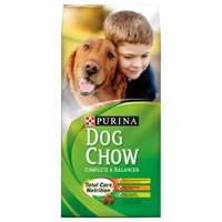 Nestle Purina Pet Care 1780014521 Dog Chow 4.4 Lbs.