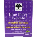 New Nordic Blue Berry Eyebright - 60 Tablets - 1519073