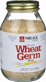 Niblack Raw Wheat Germ - 12 Ounce