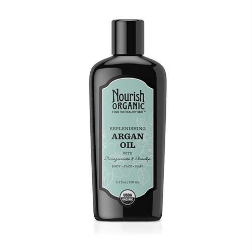 Nourish Organic Argan Oil - Replenishing Multi Purpose - 3.4 oz - 1473396
