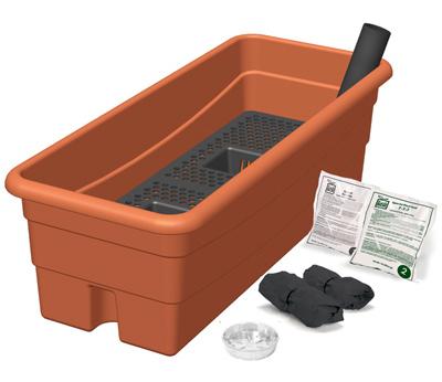 Novelty 80655 Earthbox Junior Organic Garden Kit Terracotta