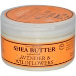 Nubian Heritage 0567420 Shea Butter Infused With Lavender And Wildflowers - 4 oz