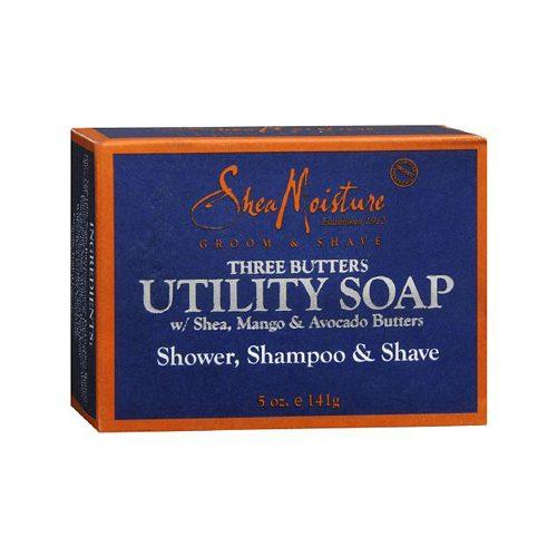 Nubian Heritage 0917468 Bar Soap Mango Butter - 5 oz