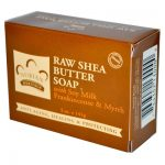 Nubian Heritage Bar Soap Raw Shea Butter - 5 oz - Pack of 3