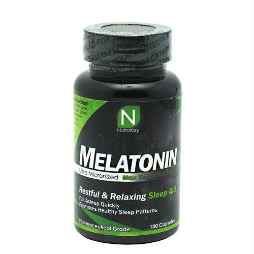 Nutrakey 6150078 Melatonin