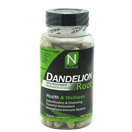 Nutrakey 6150081 Dandelion Root