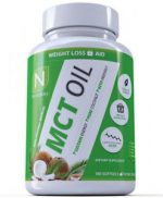 Nutrakey 6150140 Mct Oil 180 Softgels