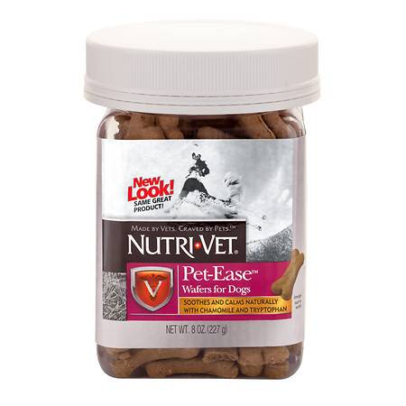 Nutri-Vet Pet-Ease Wafers For Dogs - 8 oz.