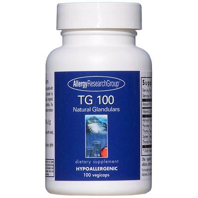 Nutricology TG100 Glandular - 100 Caps