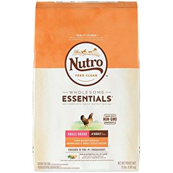 Nutro 79105122122 Wholesome Essentials Salmon Brown Rice & Sweet Potato Recipe
