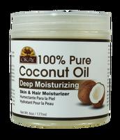 OKAY 1 Coconut Oil For Hair &Skin In Jar Packaging 177 ml - 6 oz