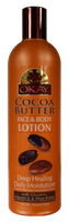 OKAY Cocoa Butter Face & Body Lotion 473 ml - 16 oz