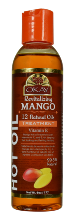 OKAY Mango Hot Oil Treatment 177 ml - 6 oz