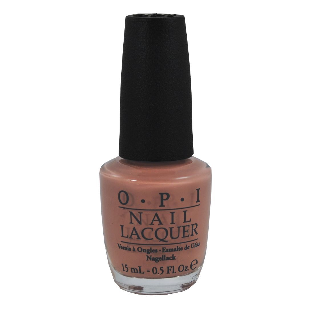 OPI NLE41 Nail Lacquer Barefoot in Barcelona 0.5 oz