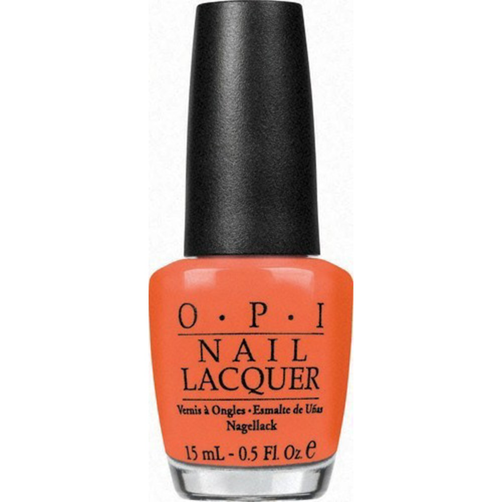 OPI NLH43 Nail Lacquer Hot & Spicy 0.5 oz