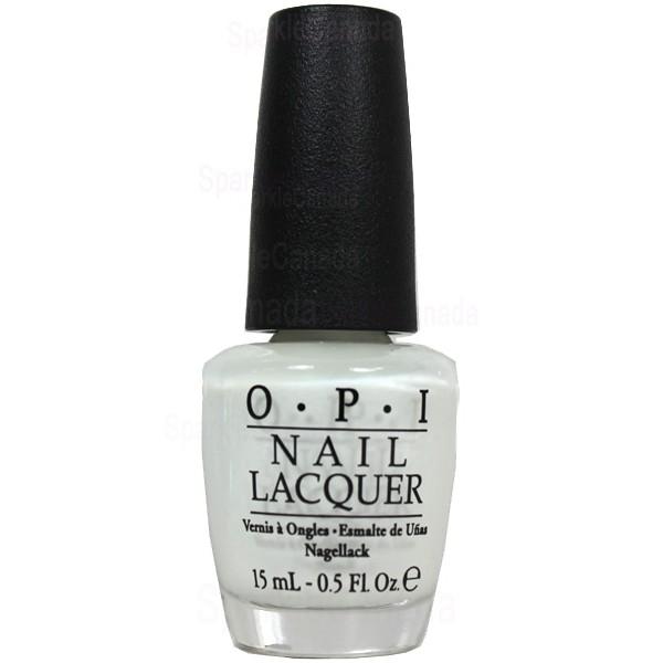 OPI NLL00 Nail Lacquer Alpine Snow 0.5 oz