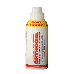 ORTHOPEDIC PHARMACEUTICALS OR4130 Orthogel 4 oz. Spray Bottle