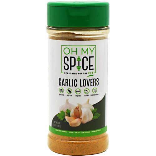 Oh My Spice 9360002 5 oz Seasoning Spice Garlic Lovers