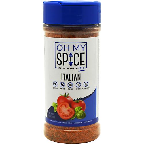 Oh My Spice 9360003 5 oz Seasoning Spice Italian
